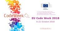 Europe Code Week 2018 - sesta edizione